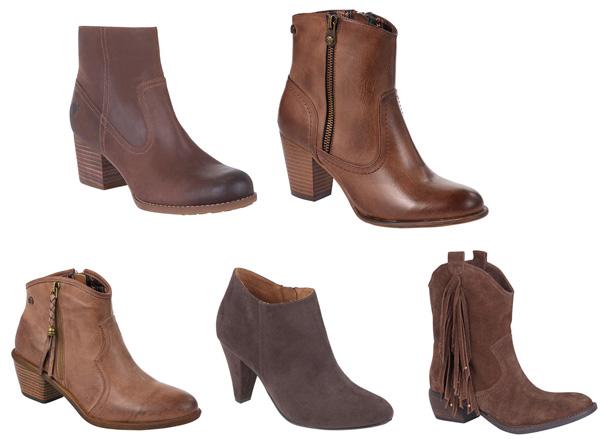 Zapatos botas mujer corte ingles for Botas el corte ingles